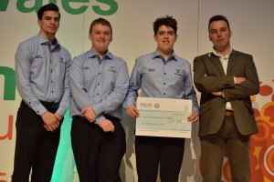 59 Pembrokeshire College 3 - Award Team 1